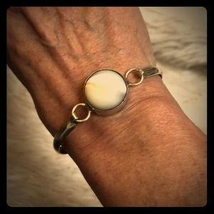 Silver bracelet 💕💕💕